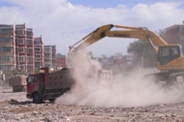 贵阳市不文明施工被处罚通报 涉及扬尘污染等问题