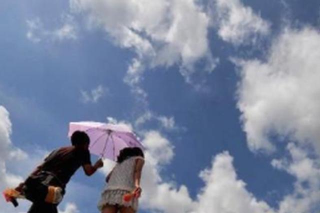 贵州:今日西部、南部有雷阵雨 北部有35℃以上高温