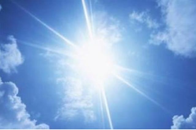 贵州:晴热天气持续 南部有中到大雨