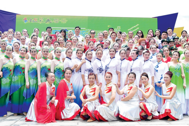 """第三届""""爱心观山湖""""旅游文化节 精彩持续上演"""
