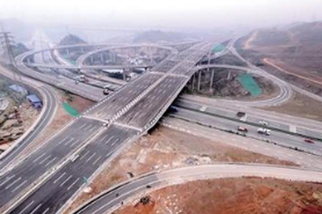 机场路小碧立交跨桥改造施工 8月9日起禁止车辆通行