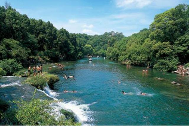 8月大数据显示 国内避暑游贵州成新贵