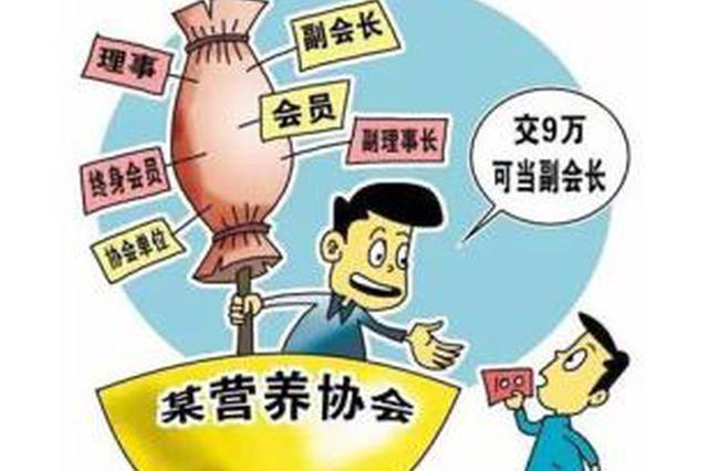 贵阳:社团违规收费 市民可举报