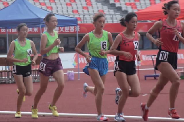 贵州省十运动会进入第五个比赛日 贵阳代表队夺10金5银7铜