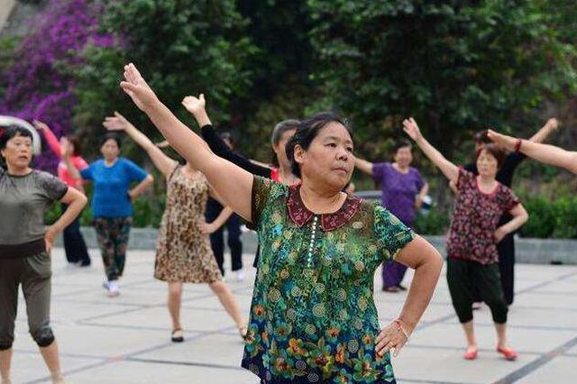 贵州省全民健身操舞广场舞比赛下月举行 9月6日前可网上报名