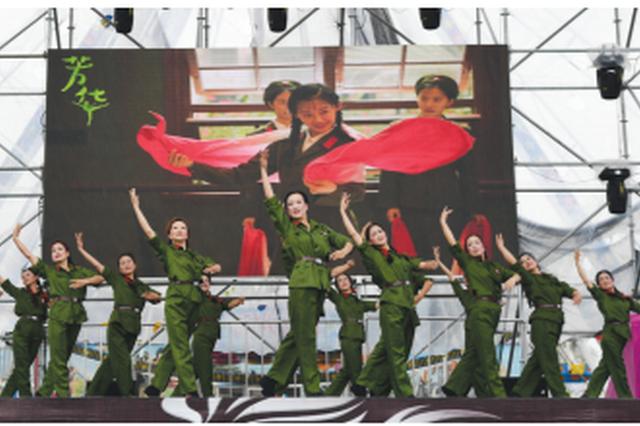 观山湖区系列文化活动之歌唱、舞蹈大赛落下帷幕