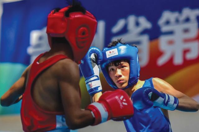贵州省十运会摄影展130张精彩瞬间入选