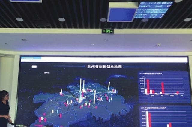 贵州省发布创新创业地图 百家孵化载体有了数据画像