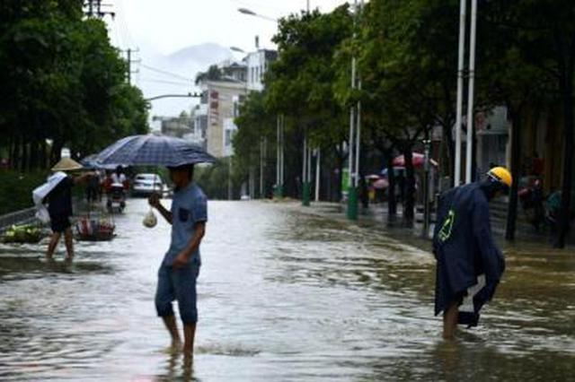 贵州:新一轮降雨到来 中部以西以北量级较大