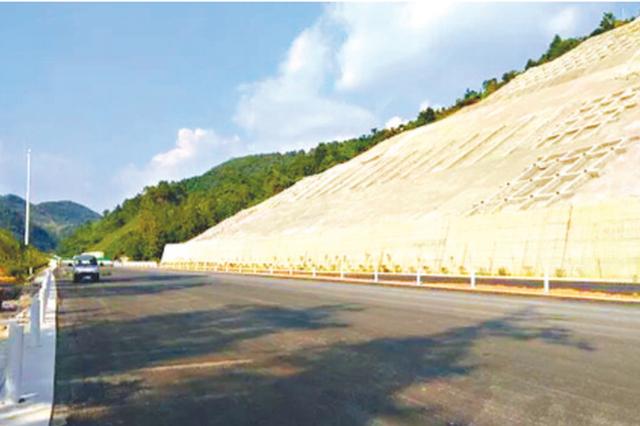 罗望高速公路预计28日全线开通