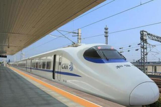 中秋节期间渝贵铁路加开多趟动车组