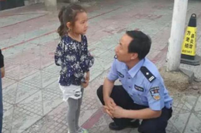 太危险!7岁女孩独自在隧道中边哭边跑