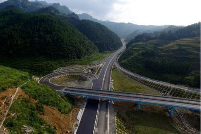 贵阳至黄平要建6车道高速路 全长120公里设计时速100公里