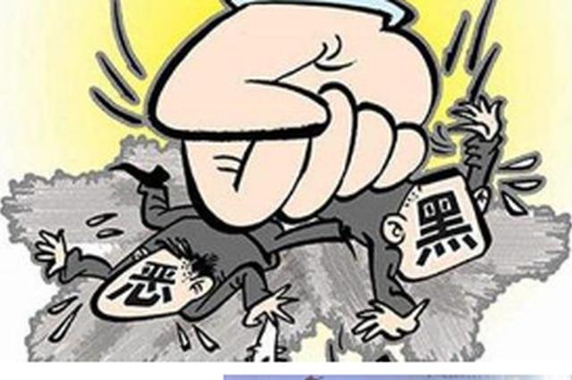 贵州扫黑除恶显成效 侦办黑社会性质组织案39件
