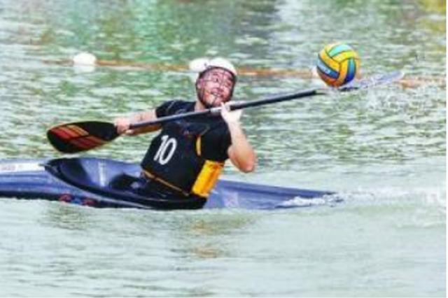2018年首届全国皮艇球冠军赛将在贵州荔波开赛