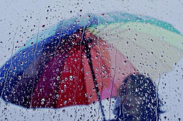 """老天爷要""""变脸"""" 贵阳节后降中雨"""