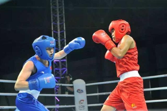 中国拳击公开赛13日习水开战 两名遵义籍拳手披挂上阵