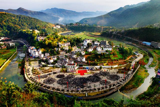 国庆长假:册亨县共接待游客17.49万人次