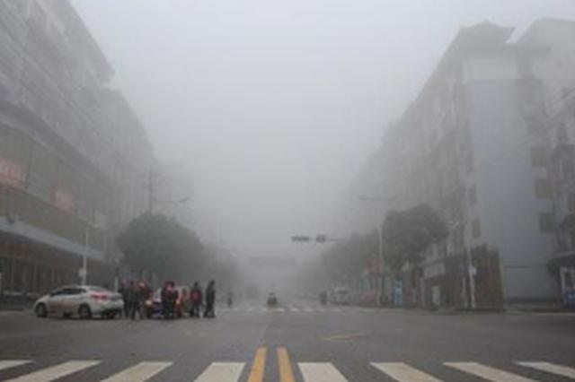 贵州:本周多阴天 前期气温偏低后期气温回升