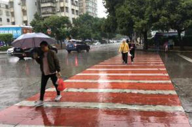 今年入秋贵州降雨量偏少