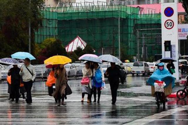 今日貴州大部氣溫上升 明天冷空氣帶來降溫降雨
