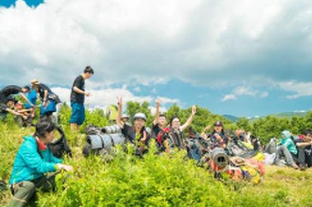 200余專家學者組成的科考隊走進沿河