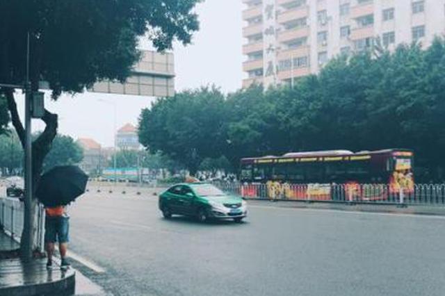 今日降水再临贵州 不过气温仍旧坚挺