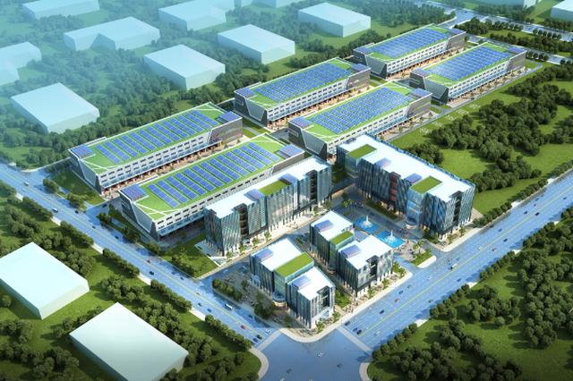 晴隆县三宝产业园 迎来首家企业入驻