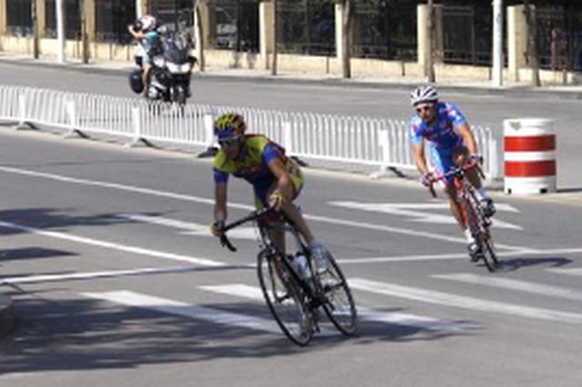 环梵净山国际公路自行车赛12月1日在沿河举行
