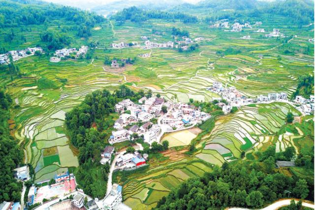 """贵州省6个村入选""""全国生态文化村"""""""