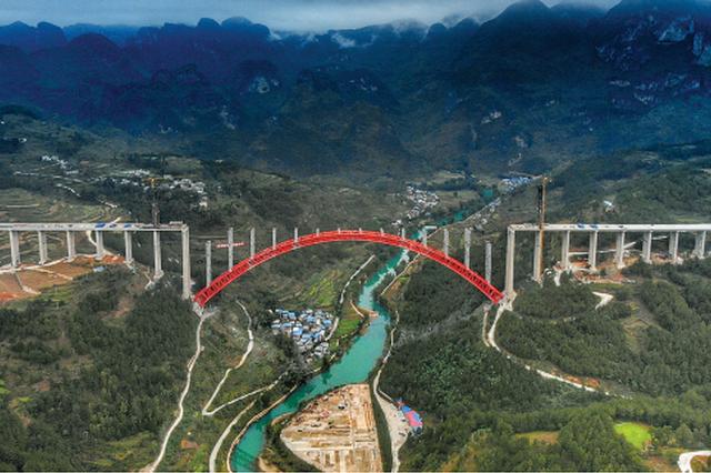 平罗高速两座桥创世界纪录