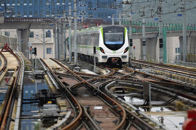 贵阳轨道公司有关负责人:地铁1号线力争12月1日全线开通
