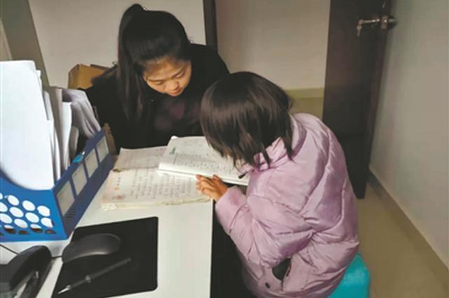 赫章县银山社区 建立移民群众图书阅览室