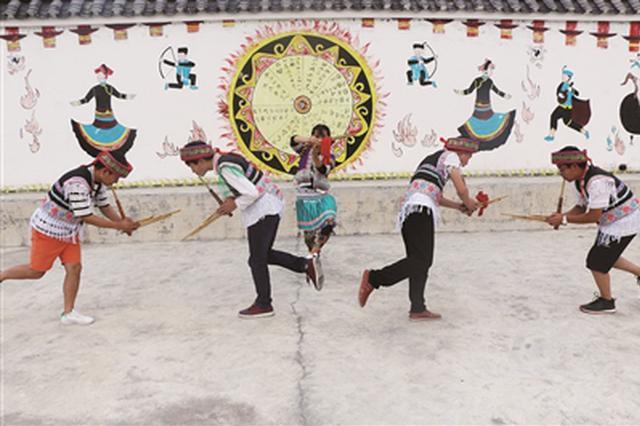 黔西县红林乡践行乡风文明 助推乡村振兴