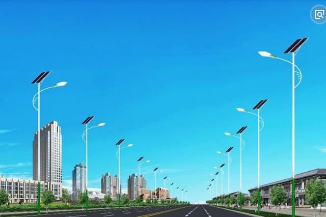 义龙新区安装1273盏 太阳能路灯助推美丽乡村建设