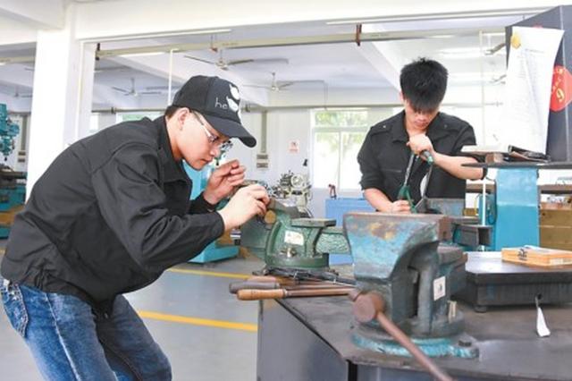 黔西南州第四届职业院校技能大赛举行