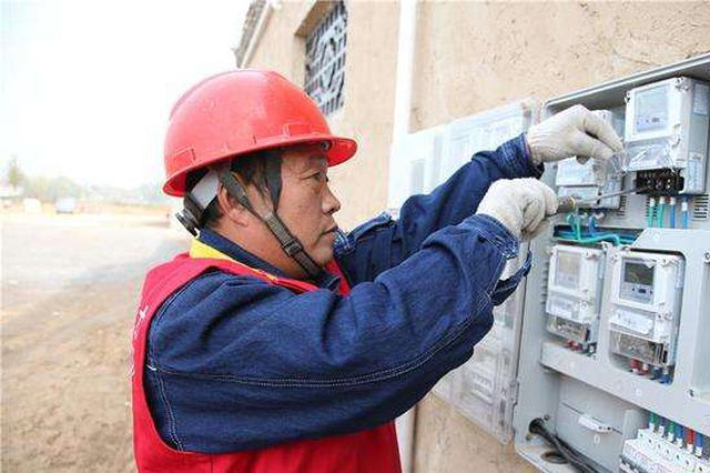 安顺紫云供电局增容主变 确保五乡镇供电质量