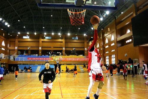 贵阳市百村农民篮球赛 十支代表队角逐总决赛