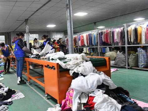 贵阳市慈善总会:您捐的衣物去哪了?您有了解过吗?