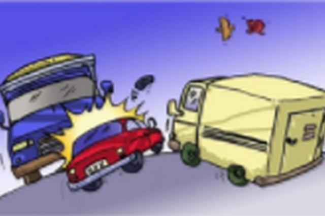 今年全国较大以上道路交通事故530起,追责600多人