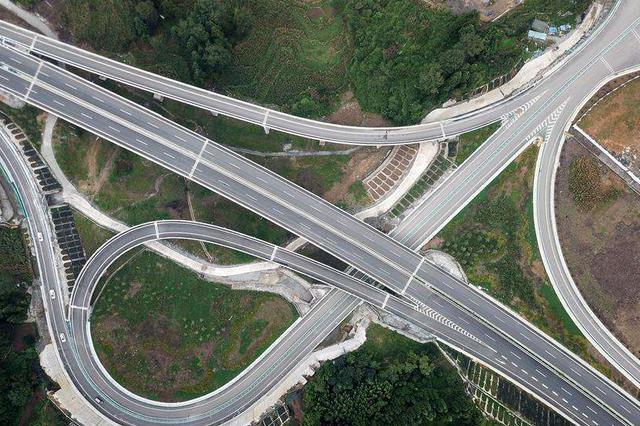 贵州2019年预计建成高速550公里