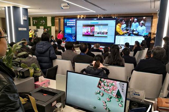 全省县级融媒体中心建设现场推进会在桐梓县召开