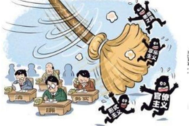 省纪委监委通报4起形式主义、官僚主义典型问题