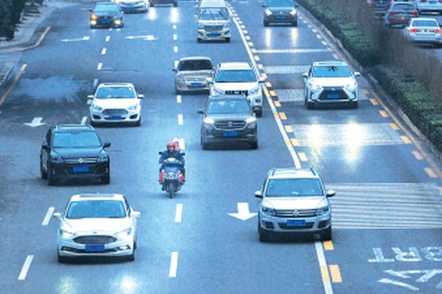 贵州省政协委员建议:缓拥堵 BRT道能否借道一用?