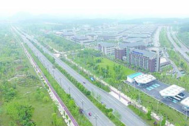 贵安新区高端装备制造产业园 2018年实现总产值48.36亿元