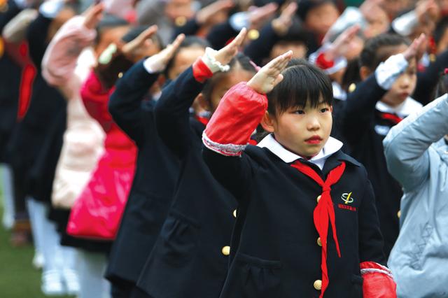 贵阳市80万中小学生开学