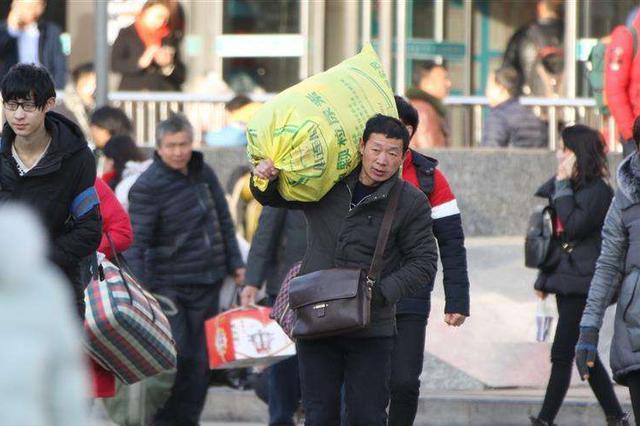 春运进入尾声 贵州铁?#25151;?#27969;依然强劲