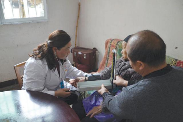 龙里县切实解决村医后顾之忧 给村医大幅加薪