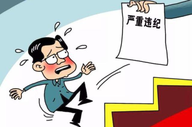 涉嫌严重违纪违法 独山县委原书记潘志立接受审查调查