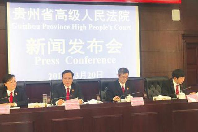 严惩黑恶势力犯罪 省高院公布8起涉黑涉恶案